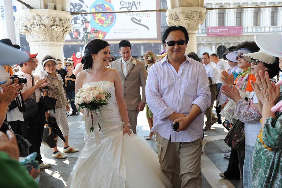 reportage matrimonio venezia