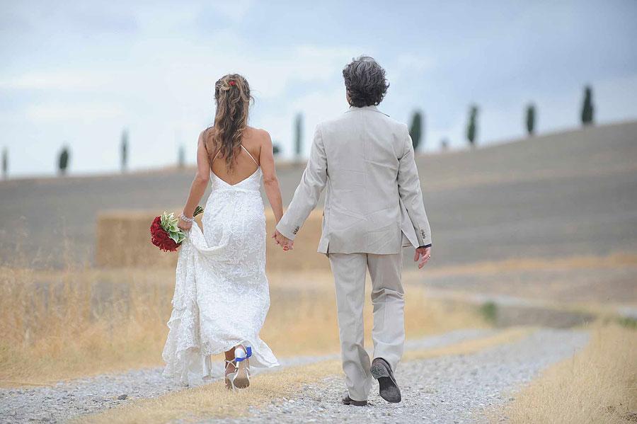 foto matrimoni crete senesi