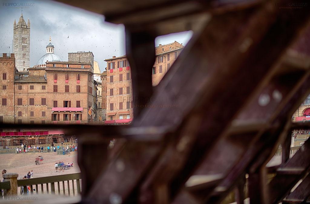 Palio di Siena 2 Luglio 2014