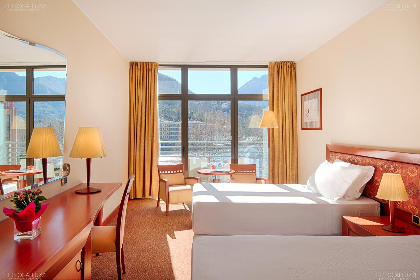 Lago di Como, Lecco, Hotel Nh Pontevecchio ****