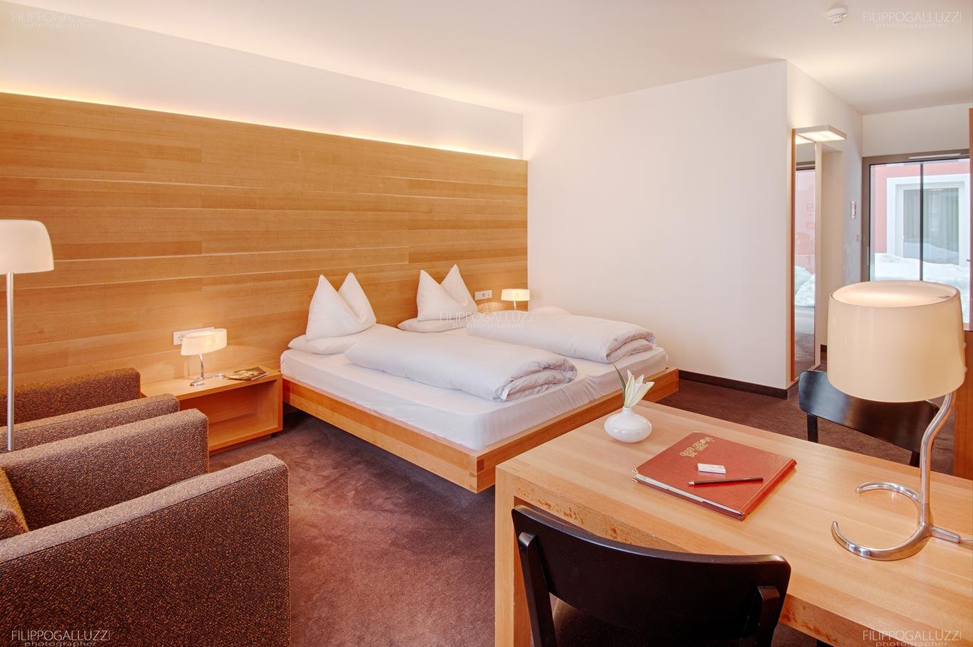 Dolomiti, Alta Pusteria, Hotel Orso Grigio San Candido ****