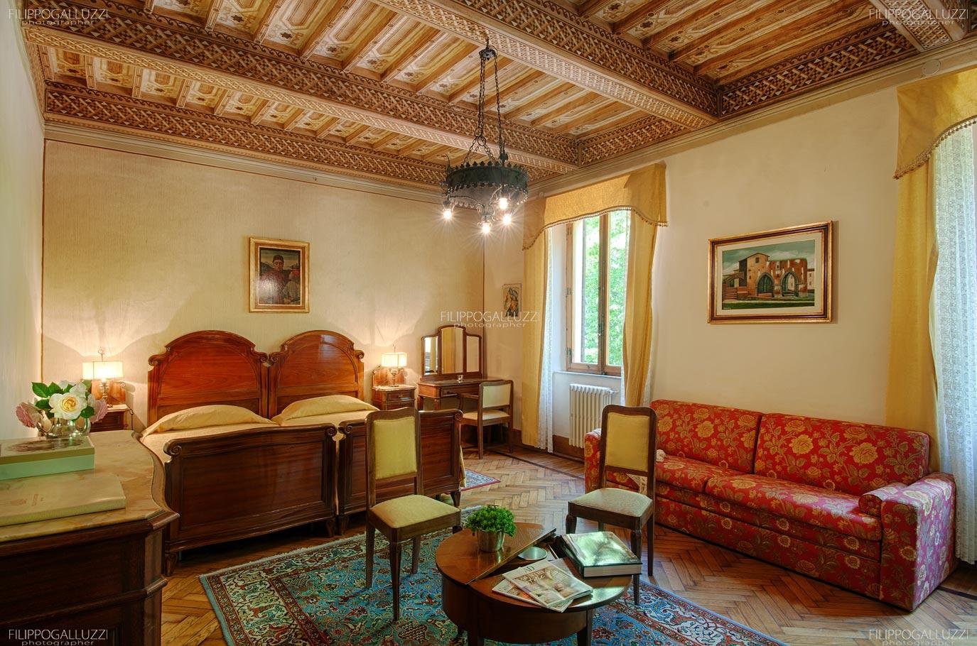 Siena, Hotel Villa Scacciapensieri ****