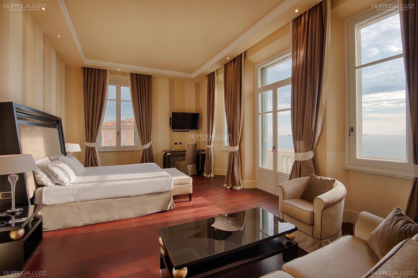 Toscana, Livorno, Hotel Gran Palazzo *****