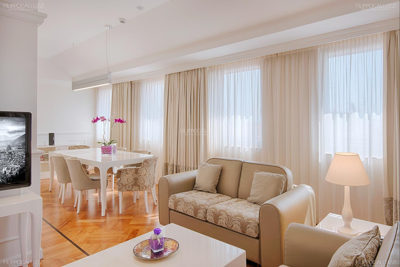 Presidential suite Hotel Nh Firenze ****