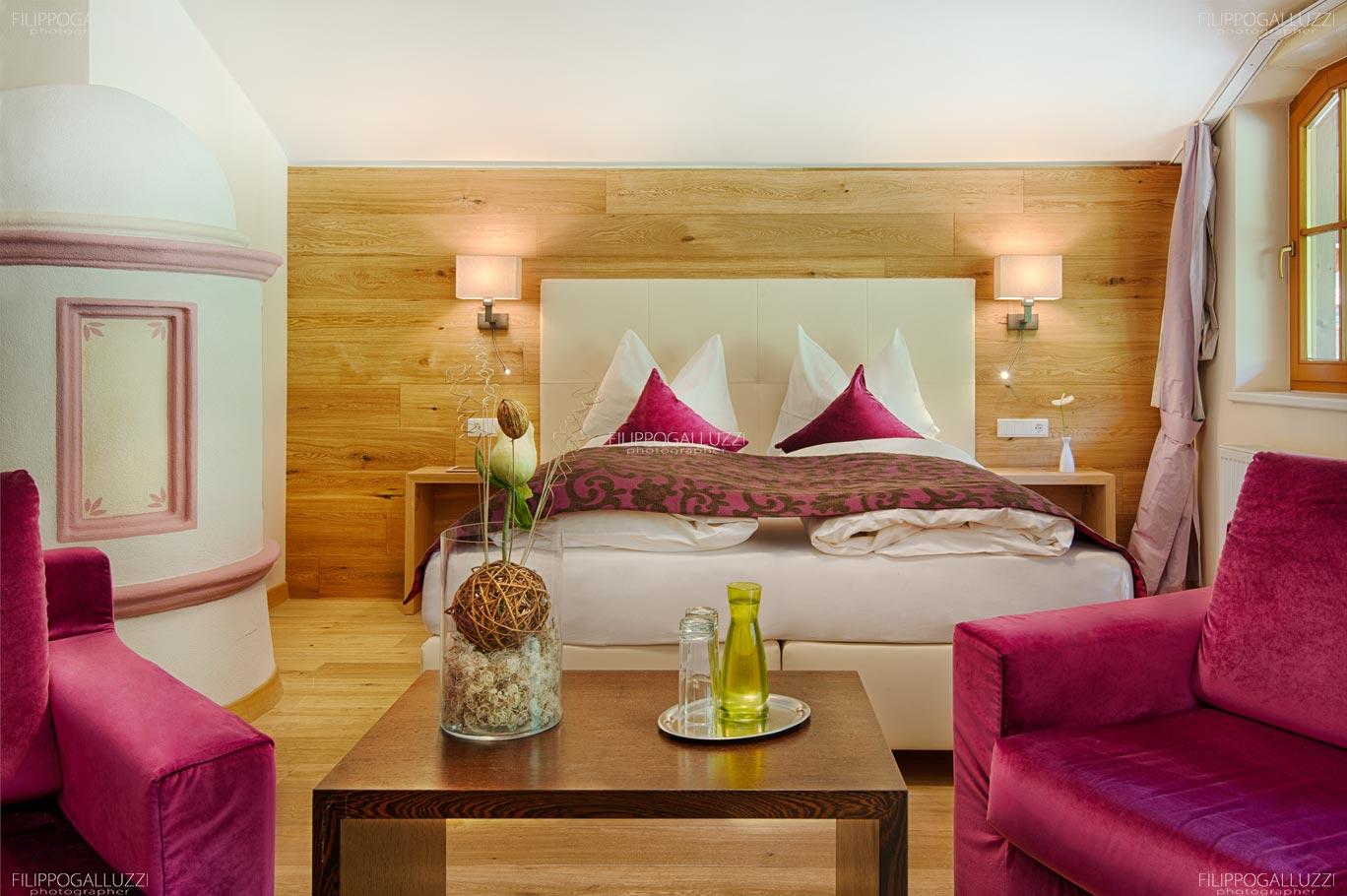 Valle Aurina, Steinhaus, Hotel Alpenschloessl ****s