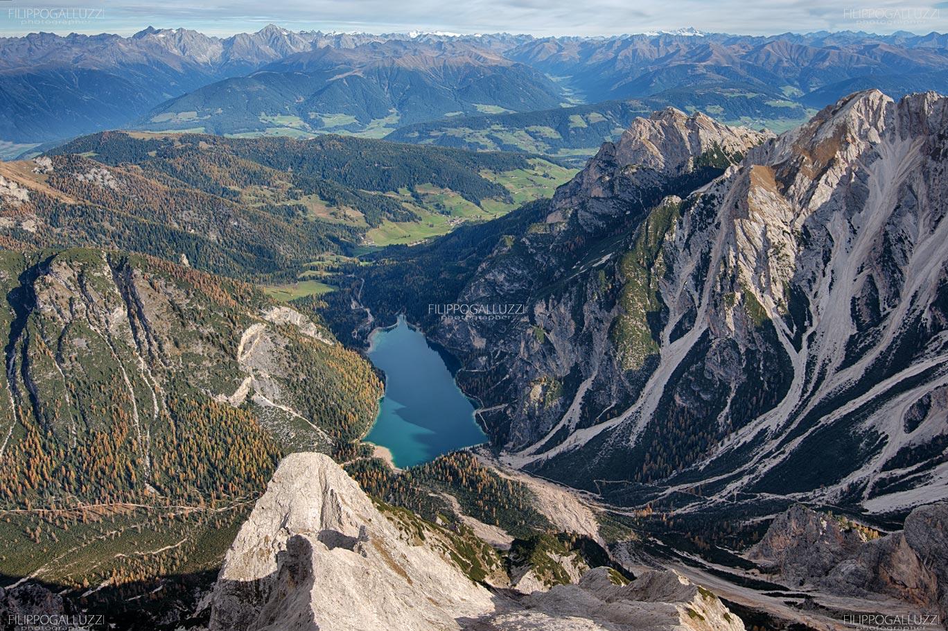 Alta Pusteria, lago di Braies, un gioiello tra le Dolomiti