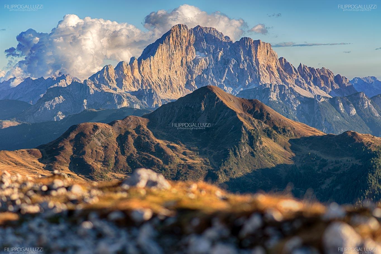 Il monte Civetta, Dolomiti Alleghe