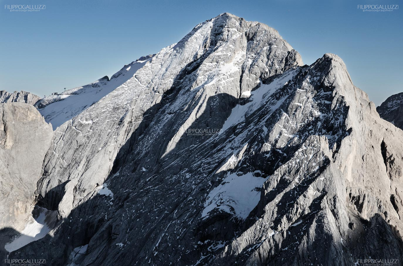 Dolomiti, Marmolada, il Gran Vernal