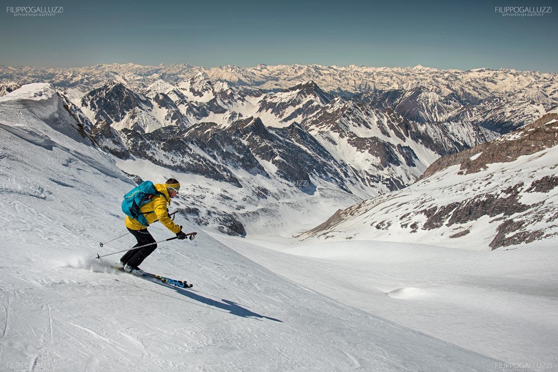 Skitour Valle Aurina, Sudtirol