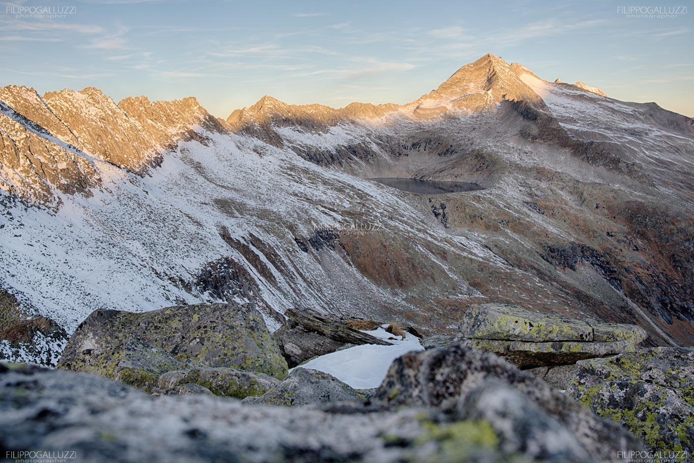 Le Alpi Austriache , Passo tei Tauri, Valle Aurina