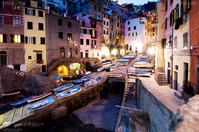 Liguria, le Cinque terre, Riomaggiore