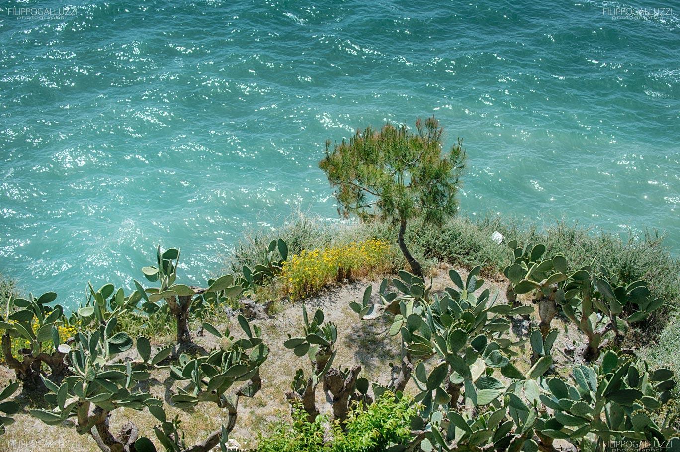 Puglia, Vieste, Mediterraneo