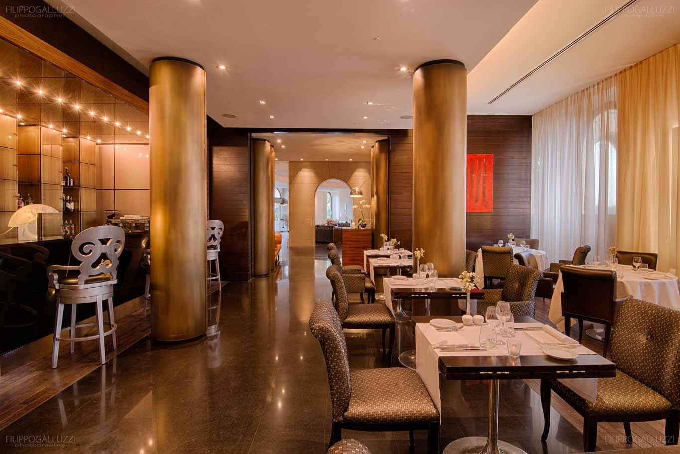 Siena, ristorante Hotel Excelsior ****