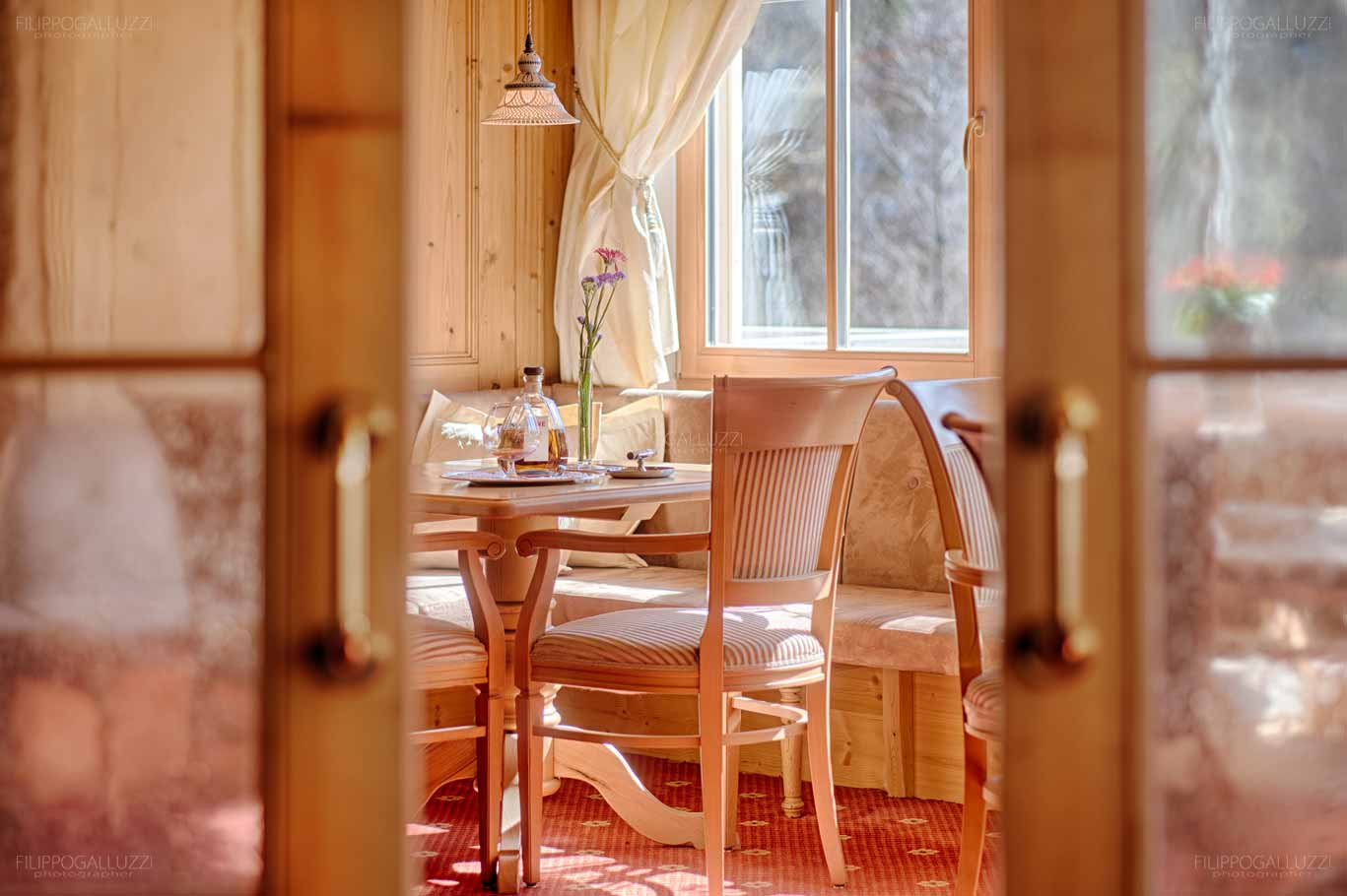 Alto Adige, Ahrntal, Deluxe resort Alpenpalace *****