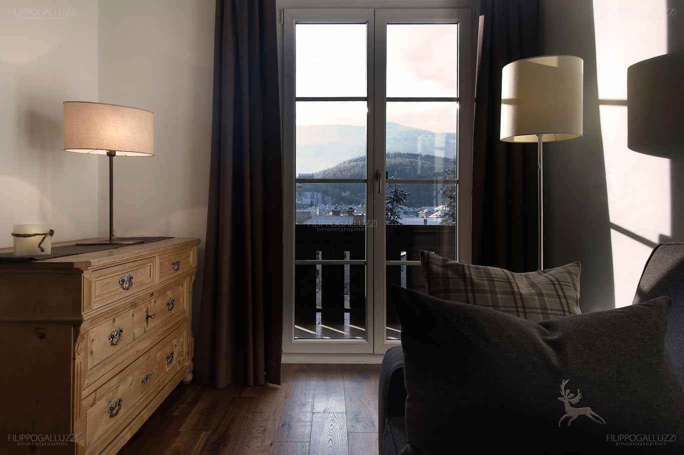 Brunico, Hotel Andreas Hofer