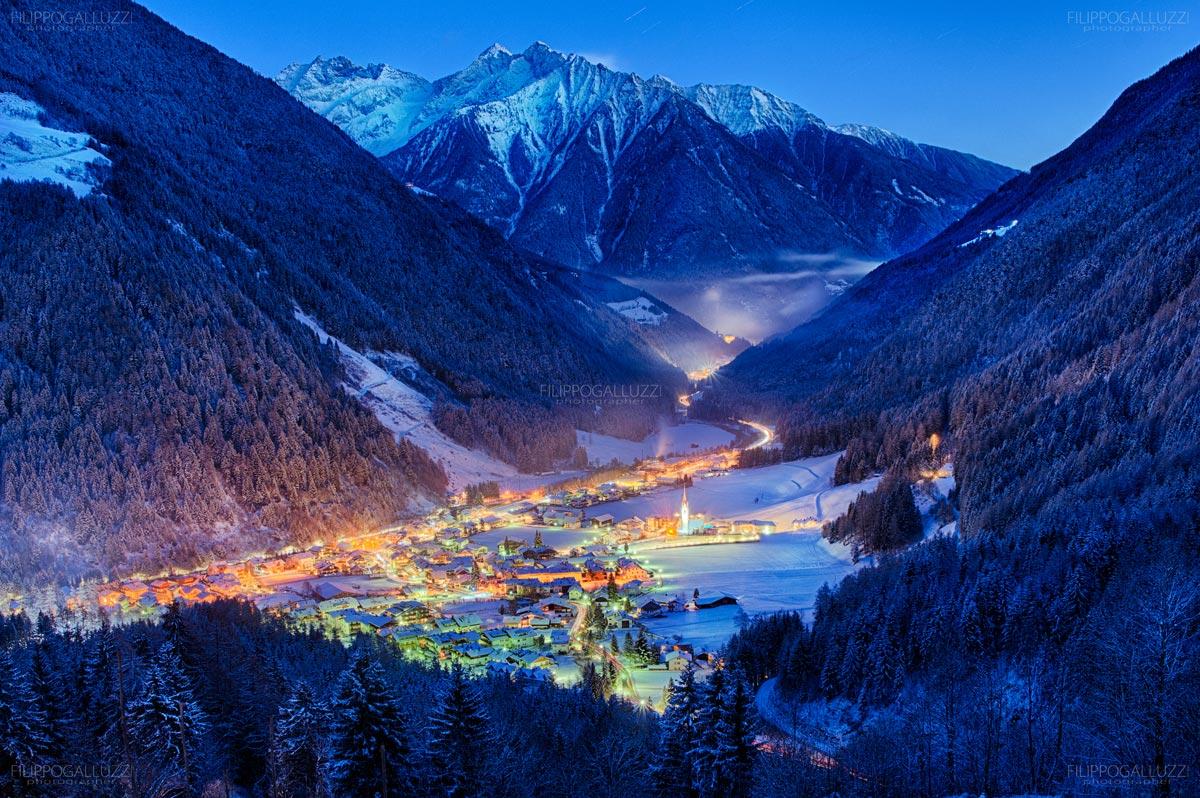 Prima neve  2016 in Valle Aurina