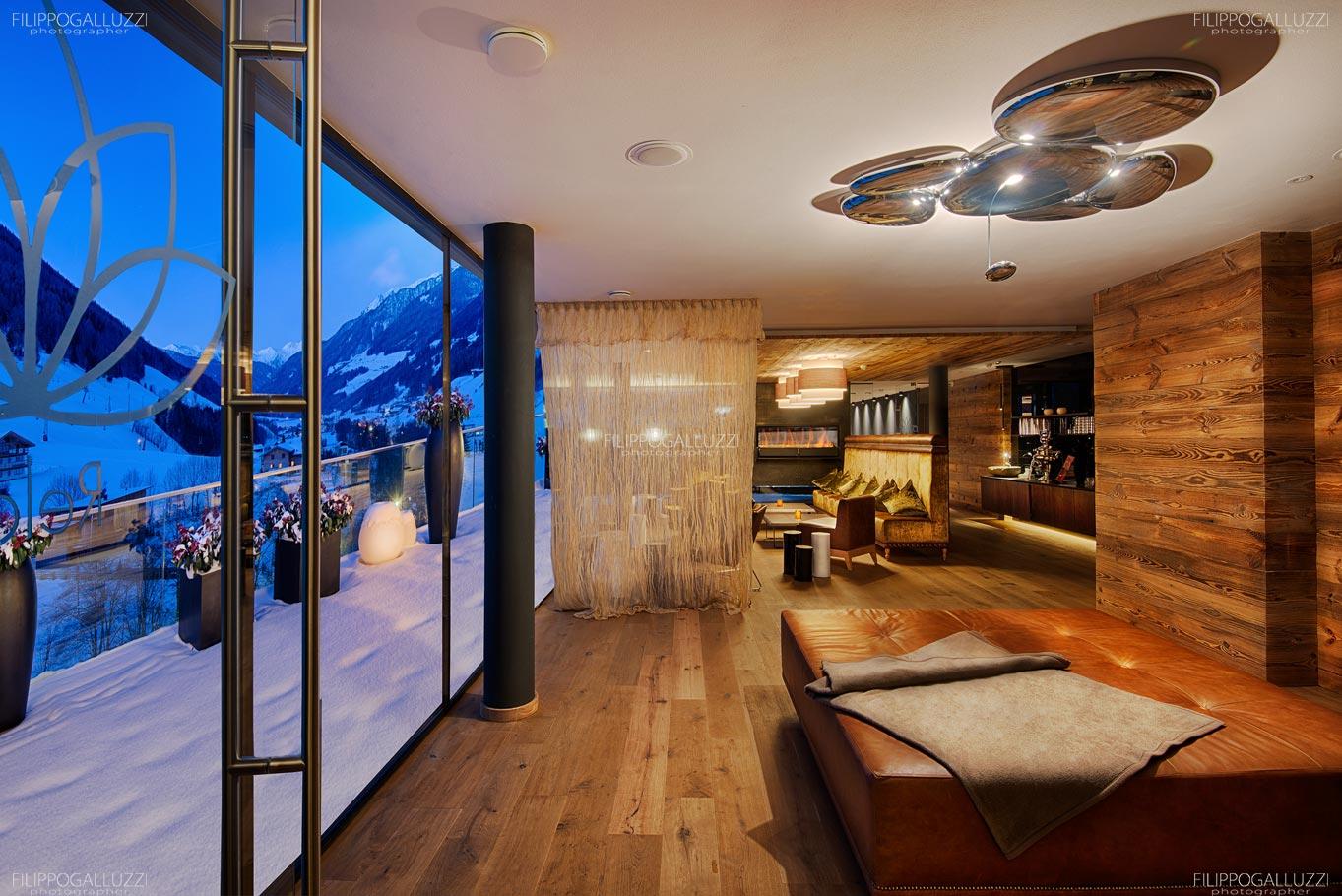 Hotel photography, Winter in Alpenschlössl & Linderhof Resort