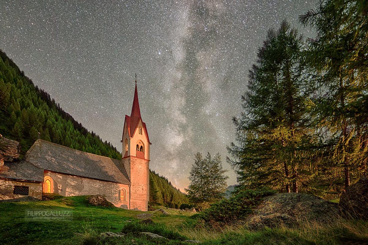 Via Lattea – Come fotografare le stelle