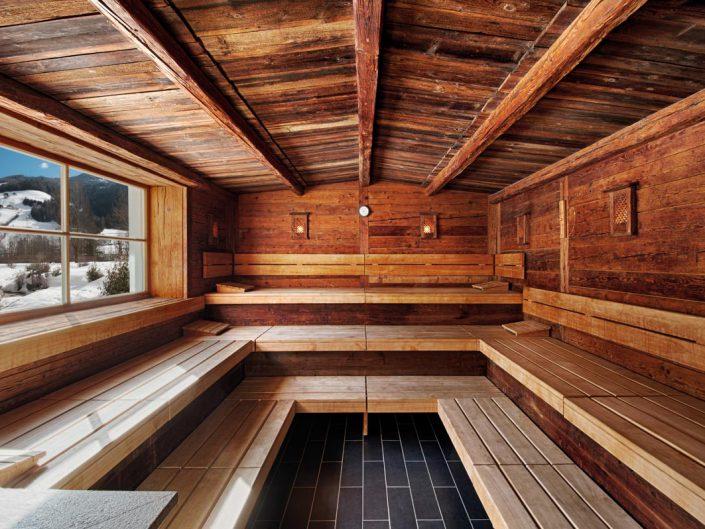 Sauna Hotel Alpenpalace Valle Aurina *****