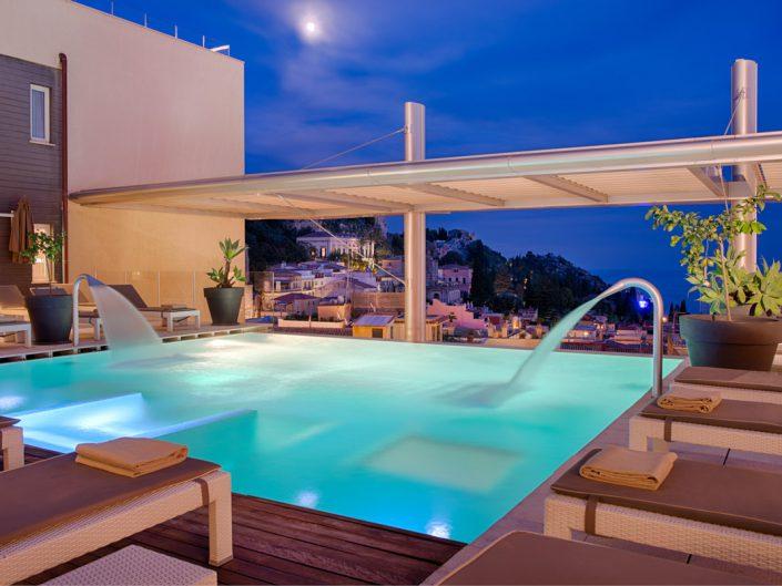 Piscina Hotel NH Taormina *****