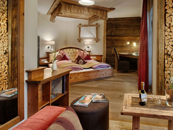 Camera Hotel Alpenschloessl Ahrntal Alto Adige ****S