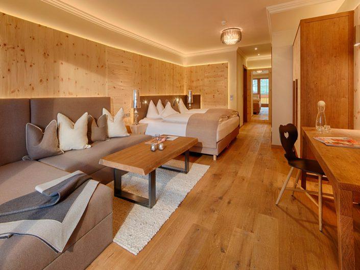 Hotel Linderhof Valle Aurina Ahrntal in Sudtirol Alto Adige