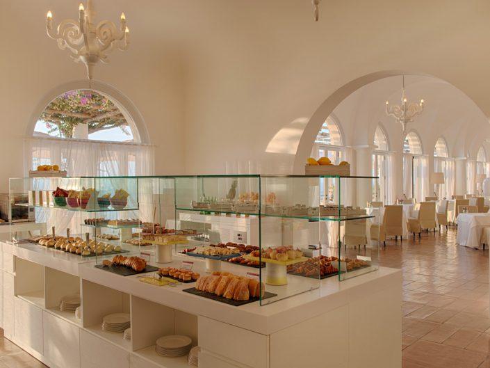 Nh Convento Amalfi Breakfast