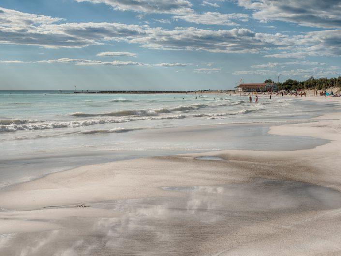 Destination Toscana, Le spiagge Bianche di Rosignano