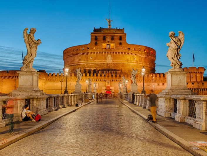 Destination Photographer , Roma , Castel San'Angelo
