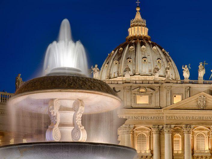 Roma Vaticano, Piazza San Pietro