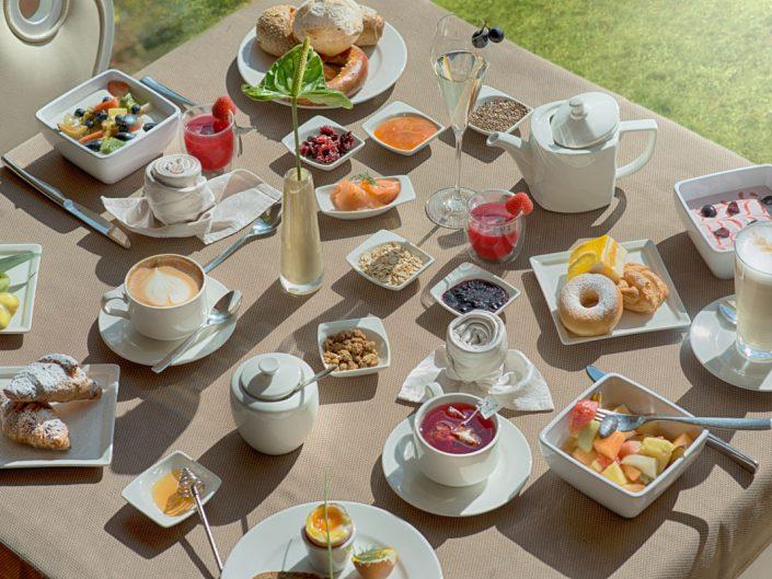Kitchen Hotel Alpenschloessl
