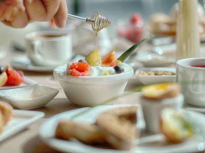Breakfast Hotel Alpenschloessl