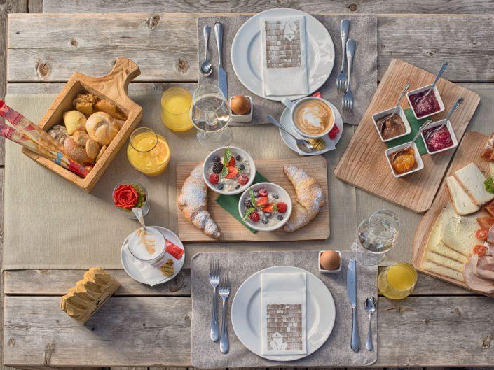Alpine breakfast