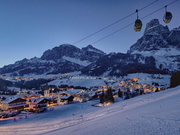 Sudtirol, Alta Badia , Corvara