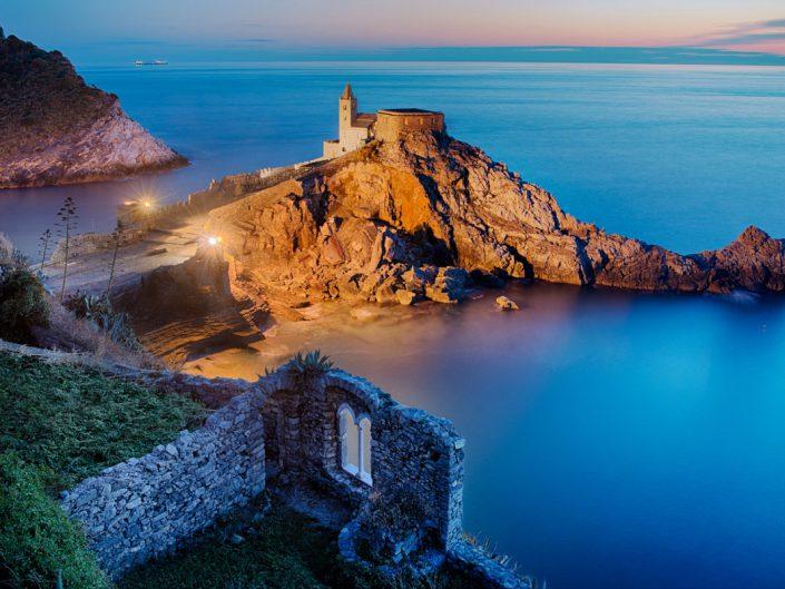 Liguria, Porto Venere e le cinque Terre