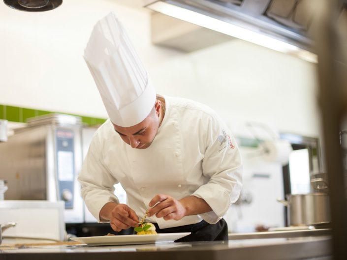 Chef Hotel Orso Grigio Innichen Pustertal Dolomites