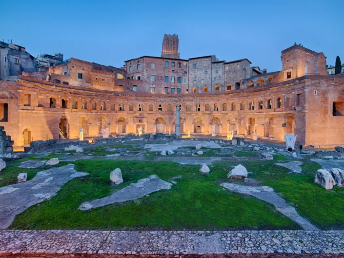Destination Photography, Roma, Fori imperiali by Night