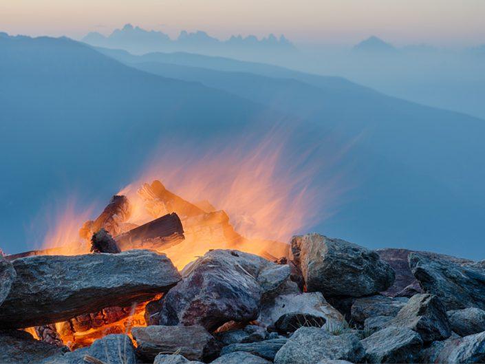 Foto per turismo, montagna