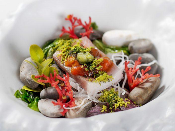 Food photography sushi Julian Marmol Amalfi