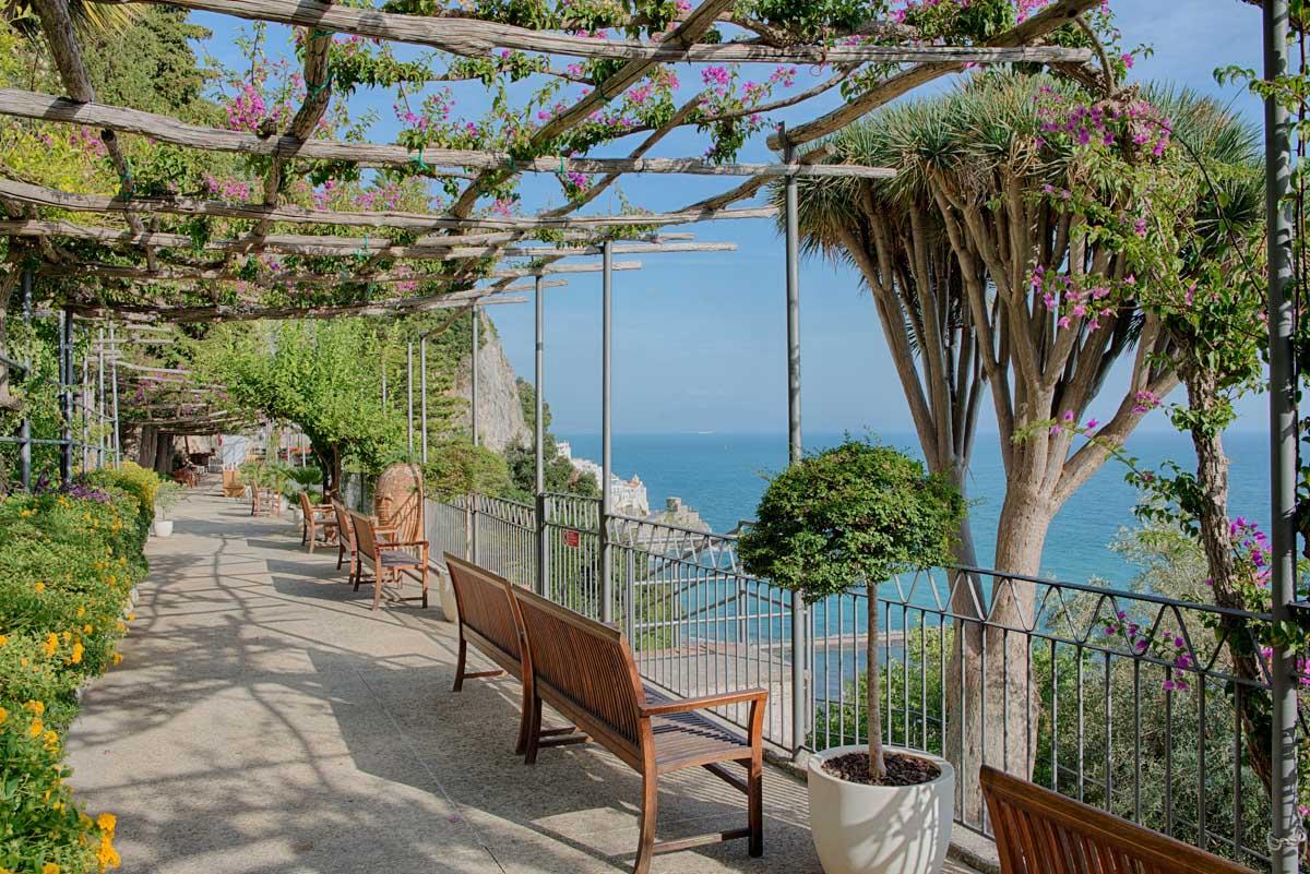 Amalfi Hotel Convento 5*