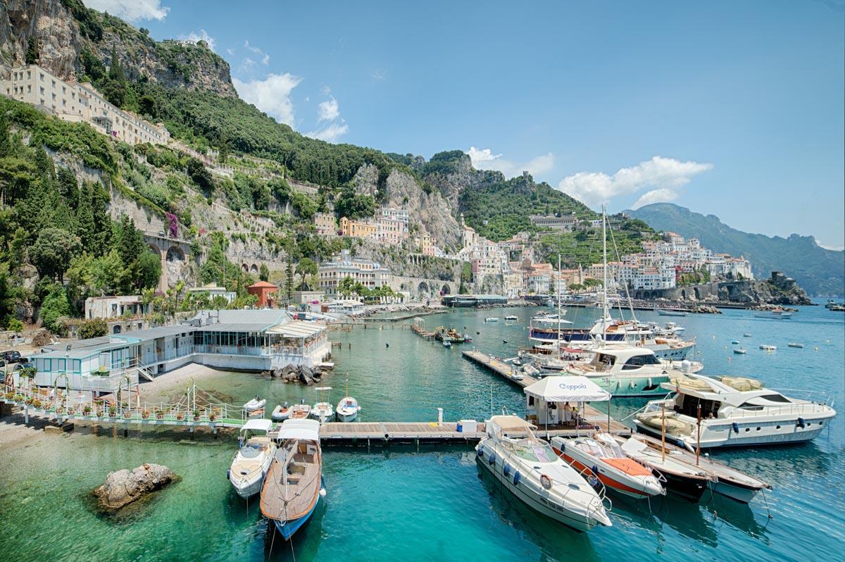 Gran Hotel Convento di Amalfi *****