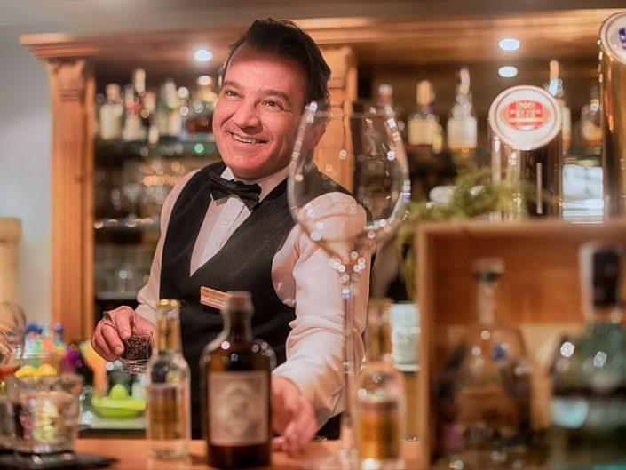 Barman , Wellness Hotel Gallhaus in Ahrntal