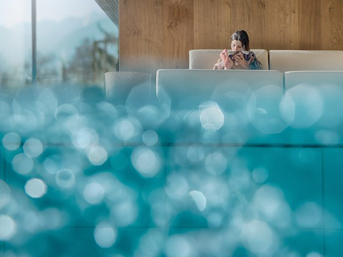 Water @ Wellness Resort A & L in Sudtirol