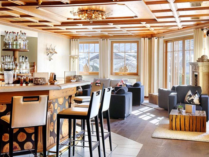 Hotel Alpenschloessl & Linderhof Valle Aurina Ahrntal