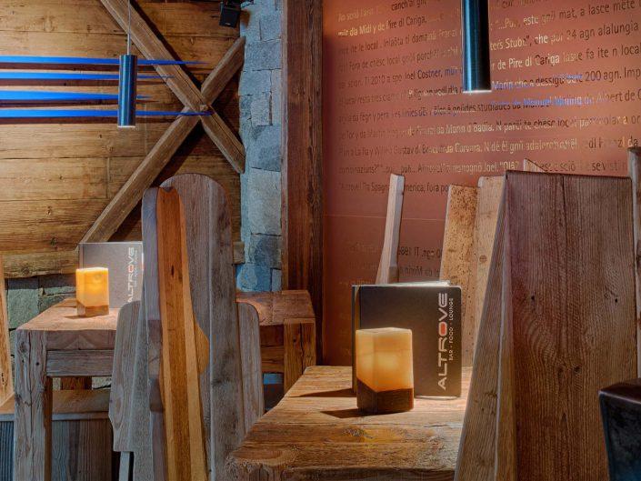 Birreria Pub Altrove Colfosco Alta Badia Dolomiti
