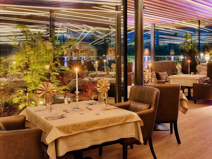 New launch Area @ wellness Hotel Alpenschloessl